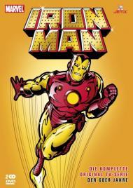 Iron Man - Die Serie (DVD)