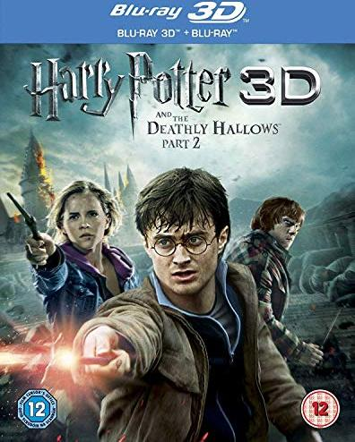 Harry Potter And The Deathly Hallows: Part 2 (3D) (Blu-ray) (UK) -- via Amazon Partnerprogramm
