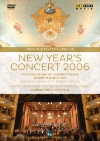 Neujahrskonzert 2006 (DVD)