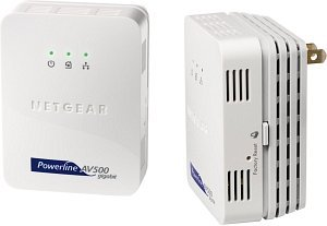 Netgear Powerline AV 500 XAVB5001 kit German Version