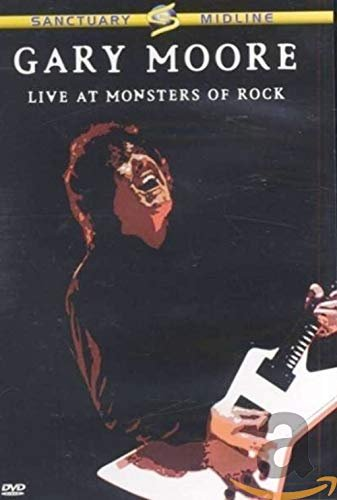 Gary Moore - Live at the Monsters of Rock -- via Amazon Partnerprogramm