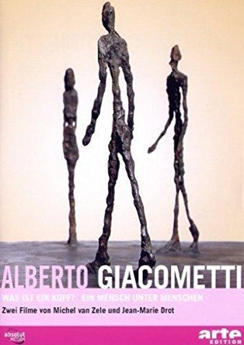Alberto Giacometti -- via Amazon Partnerprogramm
