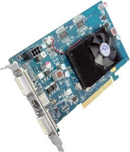 Sapphire Radeon HD 4650, 512MB DDR2, 2x DVI, TV-out, lite retail (11156-00-20R)