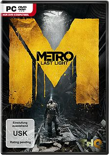 Metro - load Light (English) (PC)