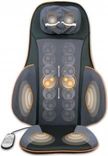 Medisana MC 825 Massage-Sitzauflage schwarz (88939)