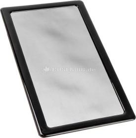 DEMCiflex Staubfilter für Dan Cases A4 linke Seite extern schwarz (DF0700)