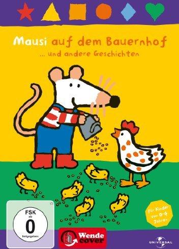 Mausi auf dem Bauernhof und andere Geschichten -- via Amazon Partnerprogramm