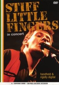 Stiff Little Fingers - In Concert