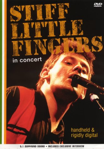 Stiff Little Fingers - In Concert -- via Amazon Partnerprogramm