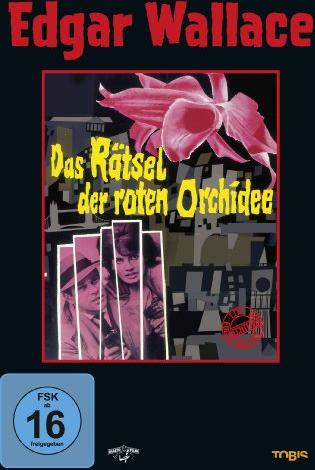 Edgar Wallace - Das Rätsel der roten Orchidee -- via Amazon Partnerprogramm