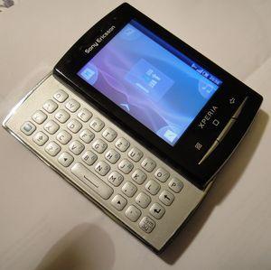 Sony Ericsson Xperia X10 mini pro schwarz