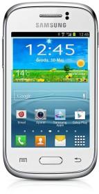 Samsung Galaxy Young S6310 weiß