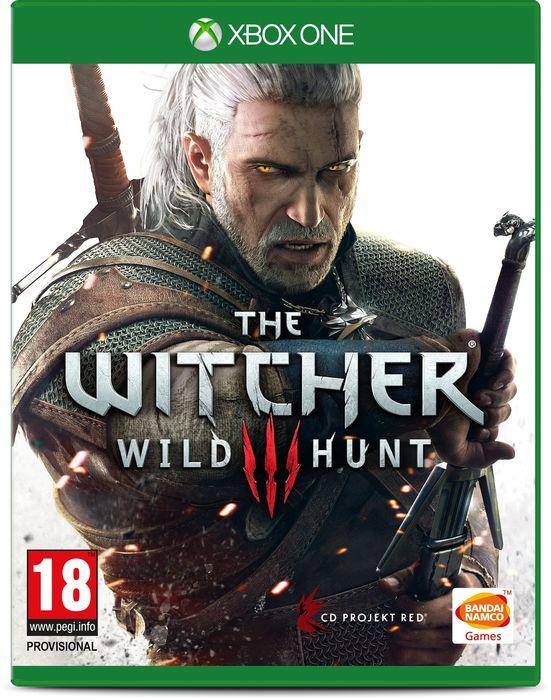 Wiedźmin 3: Dziki Gon (polski) (Xbox One)