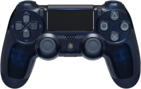 Sony DualShock 4 2.0 controller wireless 500 Million Limited Edition blue (PS4)
