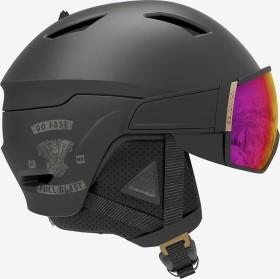 Salomon Driver Helmet café racer (men) (408355)