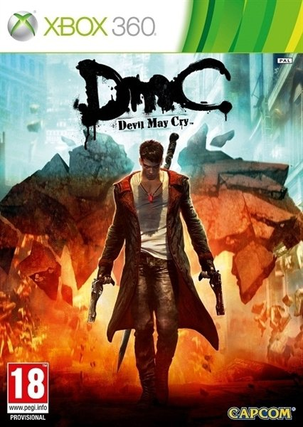 DmC - Devil May Cry (englisch) (Xbox 360)