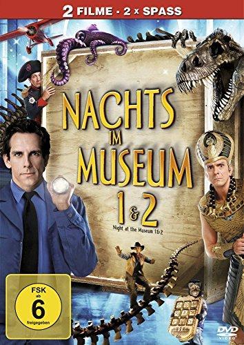 Nachts im Museum/Nachts im Museum 2 -- via Amazon Partnerprogramm