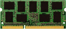 Kingston ValueRAM SO-DIMM 8GB, DDR3-1600, CL11 (KVR16S11/8)