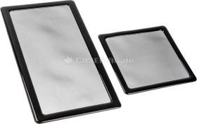 DEMCiflex Staubfilter Set für Dan Cases A4 intern schwarz (DF0702)