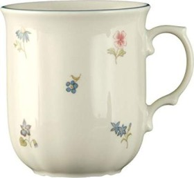 Seltmann Weiden Marie-Luise scattered flower ivory 30308 cup with Henkel 0.27l (001.300419)