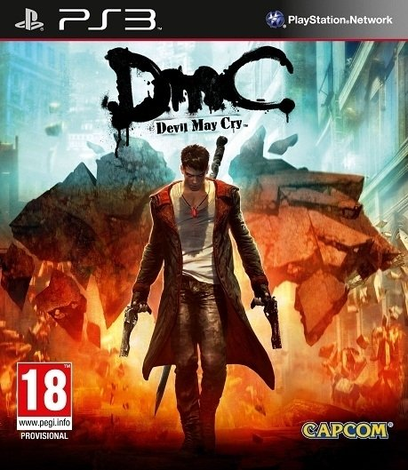 DmC - devil May Cry (German) (PS3)