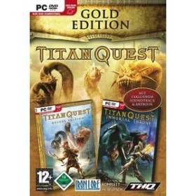 Titan Quest - Gold Edition (PC)