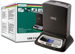 Digitus DA-70546 docking station, USB 3.0