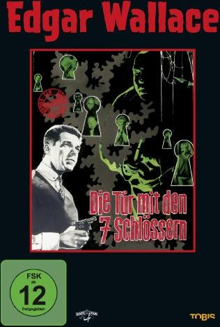 Edgar Wallace - Die Tür mit den 7 Schlössern -- via Amazon Partnerprogramm