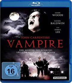 John Carpenters Vampire (Blu-ray)