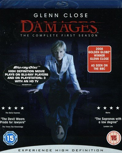 Damages Season  1 (Blu-ray) (UK) -- via Amazon Partnerprogramm