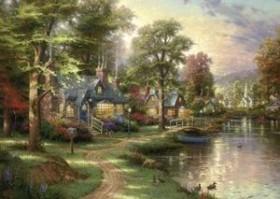 Schmidt Spiele Hometown Lake (57452)