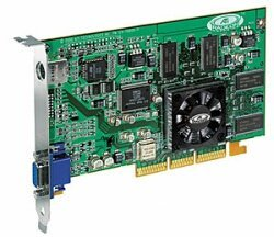 ATI Radeon 32MB SDR, TV-Out, PCI, Bulk