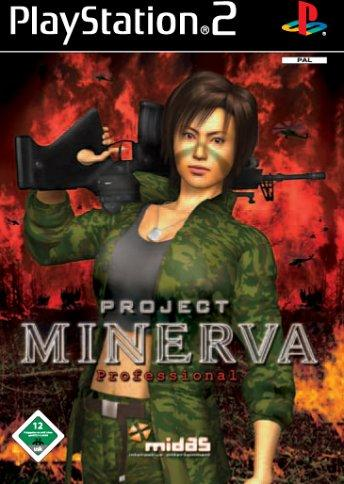 Project Minerva Professional (deutsch) (PS2) -- via Amazon Partnerprogramm