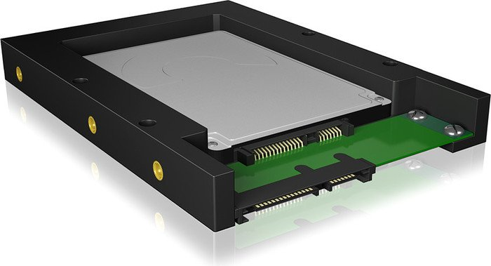 "RaidSonic Icy Box IB-2538StS, 2.5"" on 3.5"" converter (60077)"