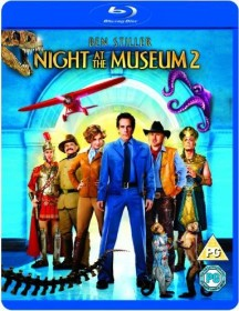 Night at the Museum 2 - Escape of the Smithsonian (Blu-ray) (UK)