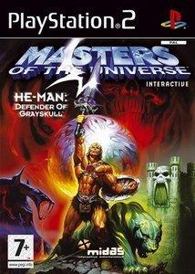 Masters of the Universe: He-Man: Defender of Grayskull (deutsch) (PS2)