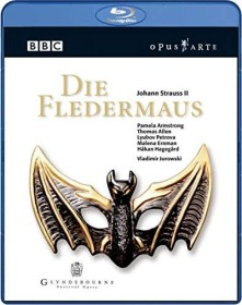 Johann Strauss - Die Fledermaus (Blu-ray)