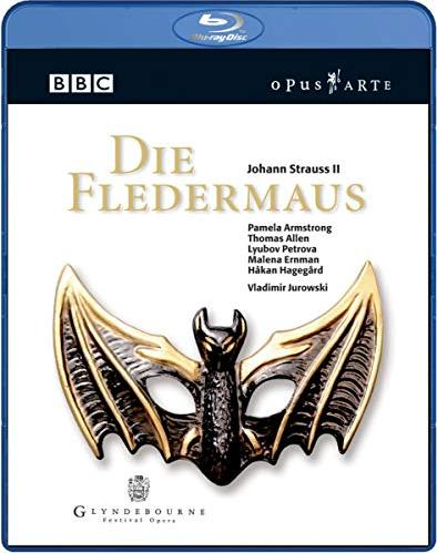 Johann Strauss - Die Fledermaus (Blu-ray) -- via Amazon Partnerprogramm
