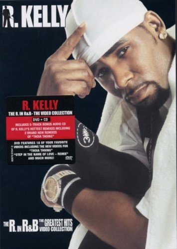 R. Kelly - The R. in R & B: The Greatest Hits Video Collection -- via Amazon Partnerprogramm