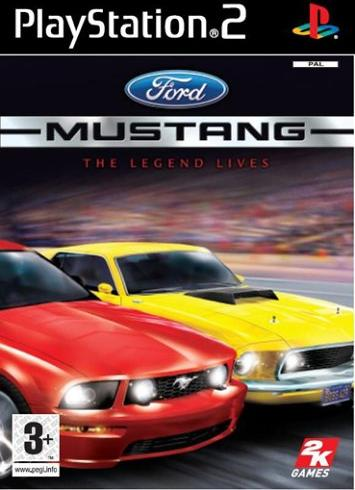 Ford Mustang (deutsch) (PS2) -- via Amazon Partnerprogramm