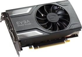 EVGA GeForce GTX 1060 SC Gaming, 6GB GDDR5, DVI, HDMI, 3x DP (06G-P4-6163-KR)