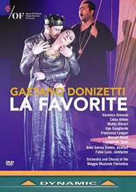 La Favorite (DVD)