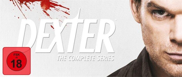 Dexter Box (Season 1-8)