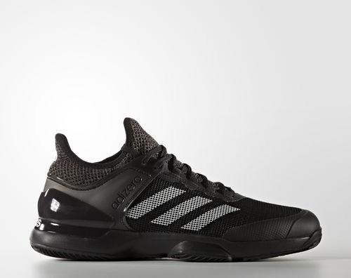 the latest 7cd0c 05a9e adidas adizero Ubersonic 2.0 Clay core blackfootwear whitedark grey  heather solid grey