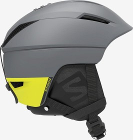 Salomon Pioneer C.Air Helm shade grey/neon yellow (Herren) (408390)