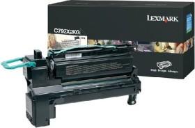 Lexmark Toner C792X2KG schwarz