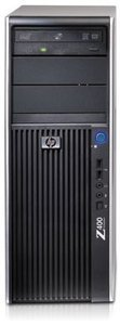 HP Workstation Z400, Xeon UP W3670, 6GB RAM, 1000GB, Windows 7 Professional (KK759EA)