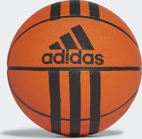 adidas 3-stripes mini Basketball orange/black (X53042)