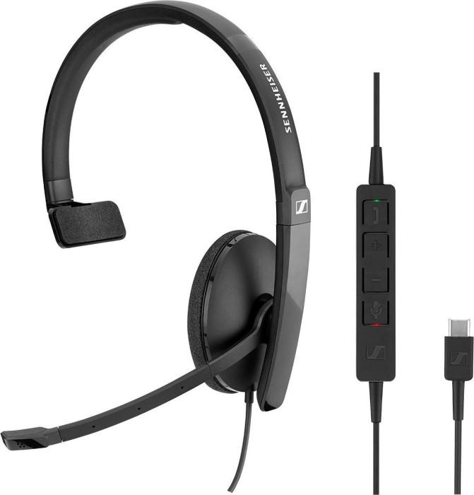 Sennheiser SC 130 USB-C schwarz (508353)