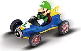Carrera RC Mario Kart Mach 8 Luigi (181067)
